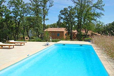 Lovely house in the quiet valley  - La Garde-Freinet