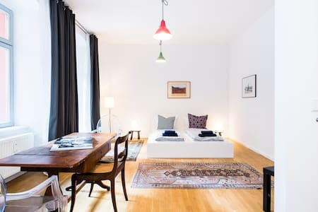 *NEW: Design studio Mitte Alm 2 - Berlin - Apartment