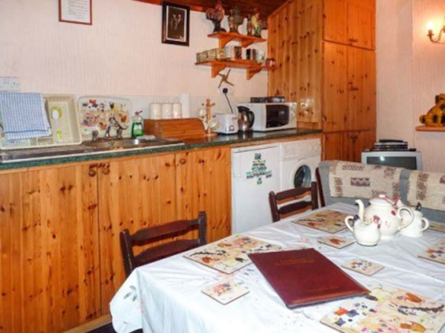paddy union cottage donegal ireland