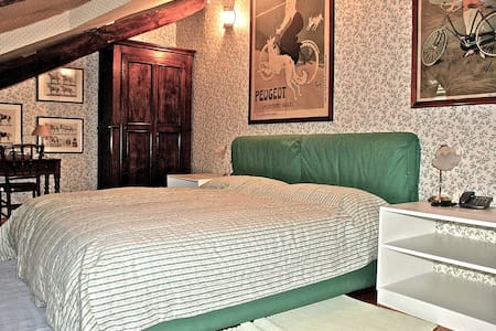Incantevole B&B con pony e cavalli - Bed & Breakfast