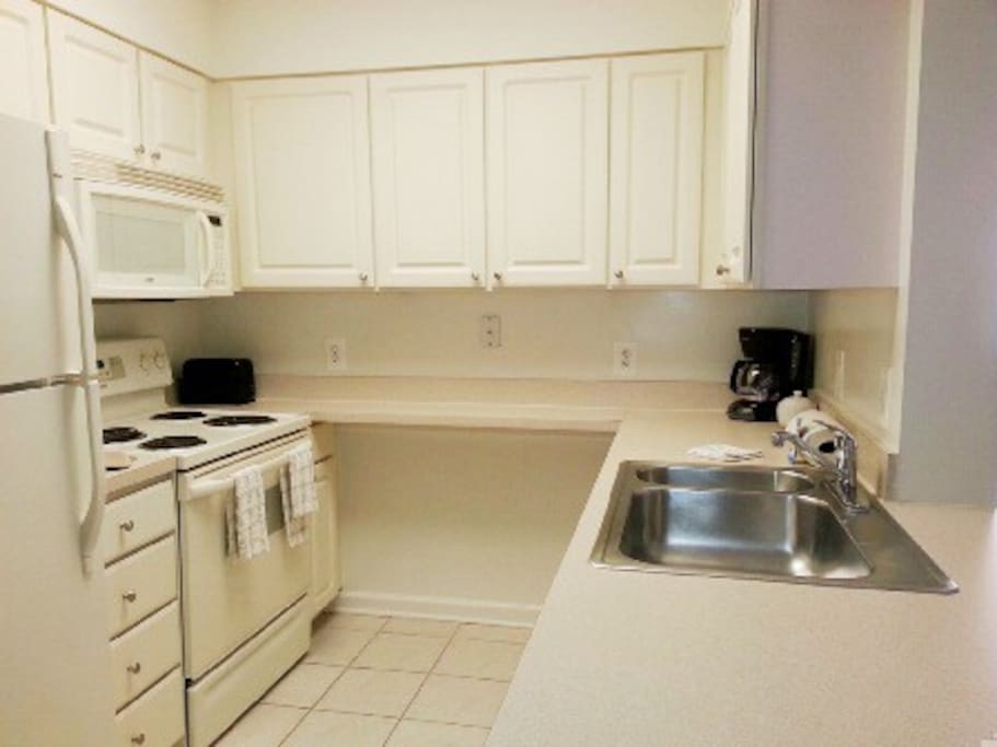 2 Bedroom - Near Covention Center