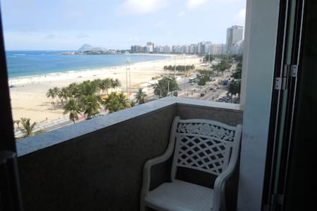 wonderful  Copacabana beach front