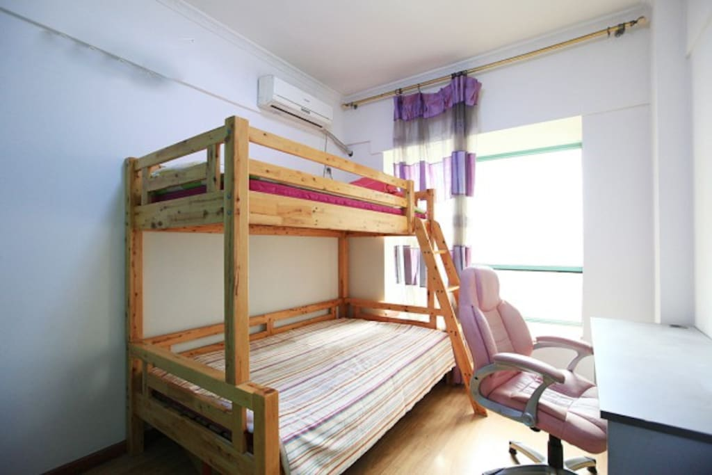 bedroom,can sleep 2-3 people