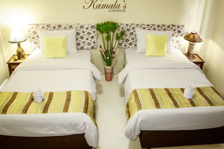 Kamala's GH _Superior_Twin beds