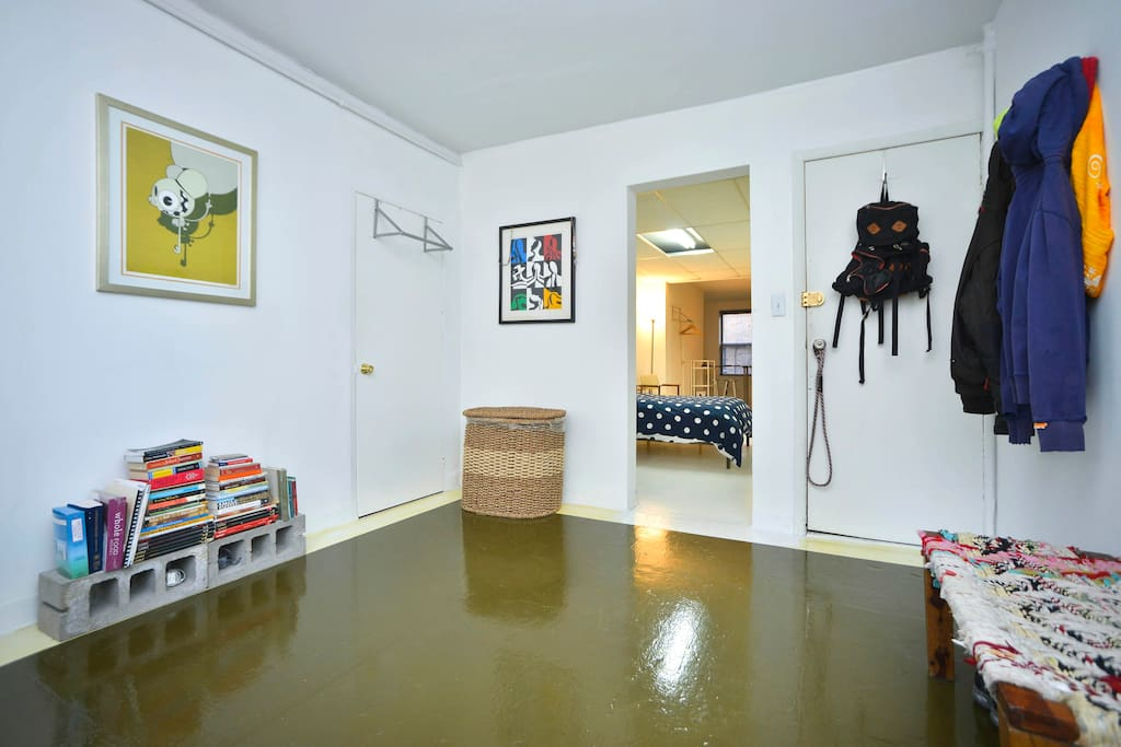 Artist Little Italy/Chinatown  1BR