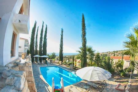 Seaview Sunset Villa - Private pool - Villa
