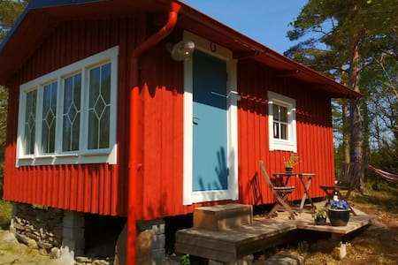 Swedish cabin - Close to Gothenburg - Talo