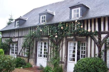 La Normandie comme on l'aime ! - LES AUTHIEUX SUR CALONNE - Hus