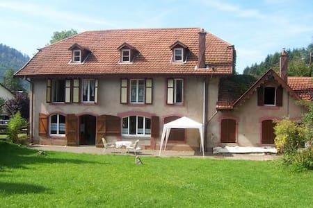 Ferienhaus für Großfamilie,Haustier - Haus