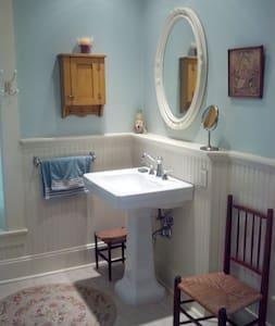Abner Allen Guest House -1860s - Manhattan - House