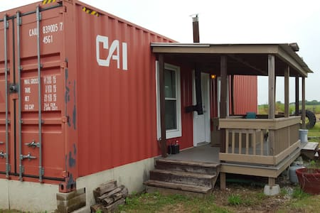 Container House - Chatka