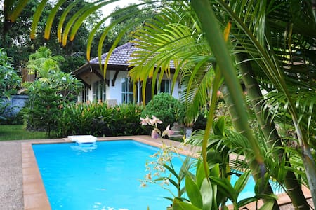 Holiday Villa-Cottage 100m from sea (H1) - Ko Lanta Yai