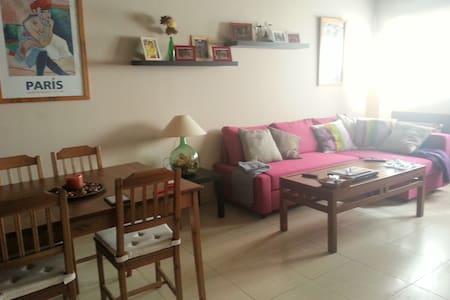BONITO APTO DE 2 HAB CON GARAJE - Plasencia - Apartemen