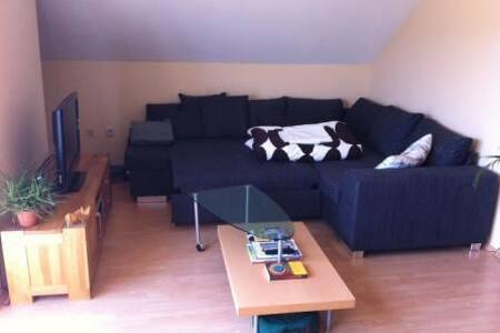 Couchsurfing in der Vulkaneifel - Apartment