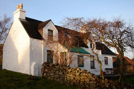 Comfortable West Highlands cottage - by Shieldaig - Casa
