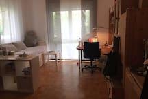 Cozy flat near Residenz