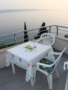 High floor apartment with sea view - Apartamento