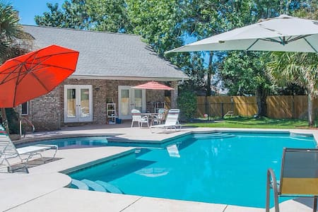 Destin Mid-Bay Vacation Guest Home Rental - Haus
