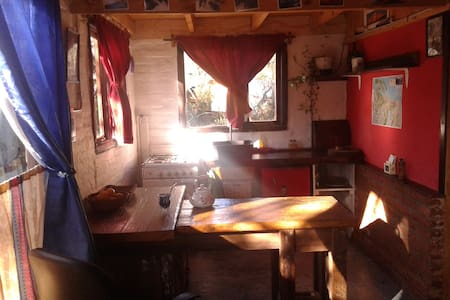 Alegre y luminosa casita entre las montañas - San Carlos de Bariloche - Casa