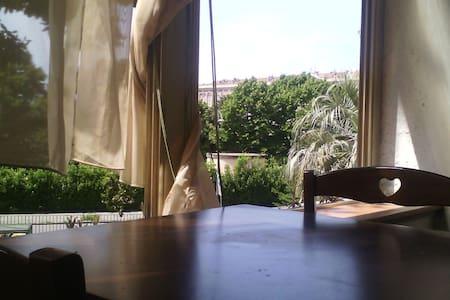 La Veranda sul Verde - Apartamento