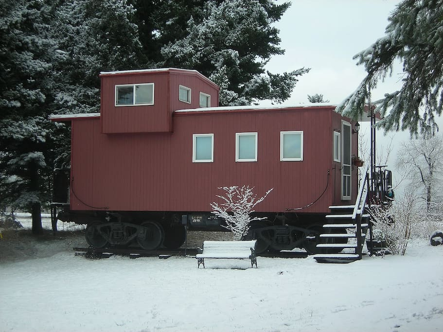 the little red caboose pdf