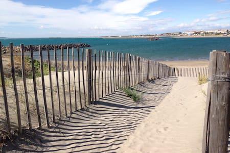 Sète : Entre Mer et Mont - Huoneisto