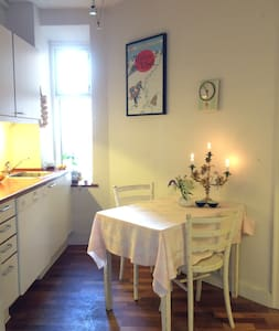 Cosy atmosphere in the heart of Copenhagen. - København - Apartment