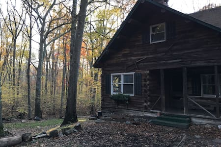 Cabin in the Woods near Providence - Rehoboth - Kisház