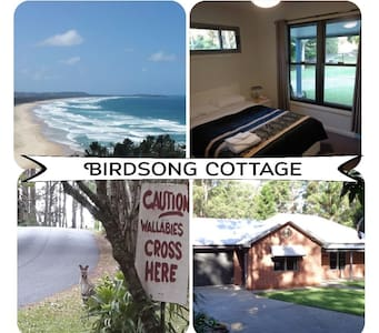 A Birdsong Cottage Coffs Harbour - Talo