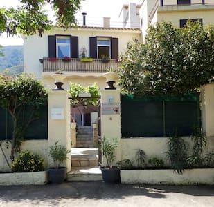 chambres d'hôtes à ville di paraso - Huis