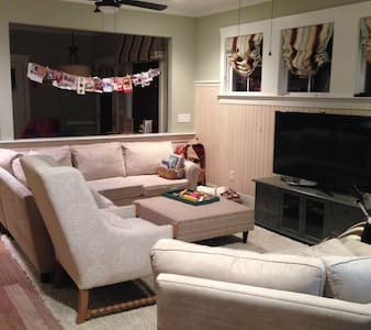Beach House, Great for Big Families - Hampton - House