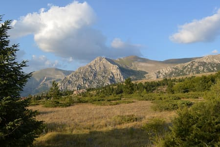 Flat in the Sibillini National Park - Wohnung