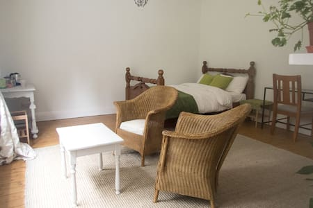 Large room with views on Minster - York - Apartment