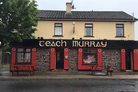Irish Country pub - Bed & Breakfast