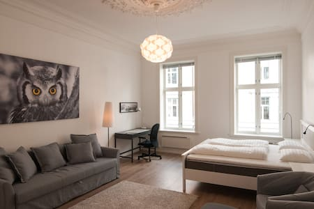 Odin Room, Best place to stay in the heart of Oslo - Pis