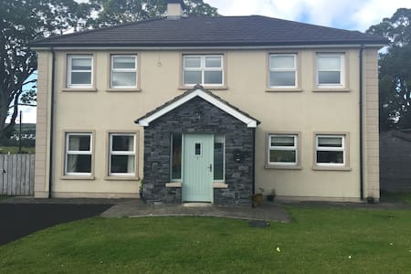 Modern large detached, ideal for families sharing - Culdaff - Casa