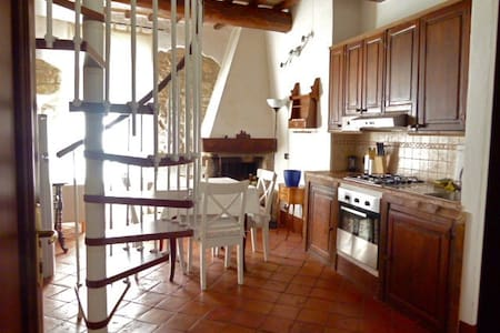 Romantic retreat in Manciano - Huoneisto