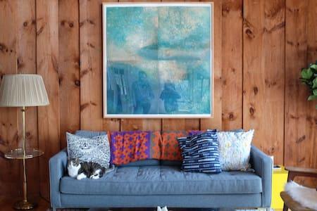 Cozy Modern Hudson Valley Escape - Hus