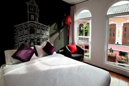 Rommanee Boutique Bedroom @ Phuket1