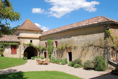 Lovely Cottage in Gascony - Rumah