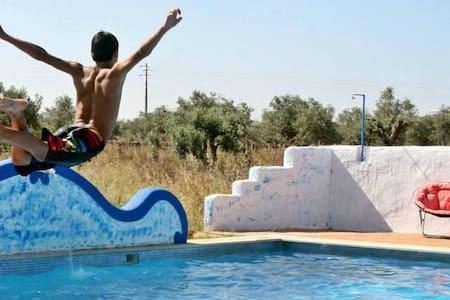 Farm Alentejo Pool 3 houses 13 pax - Estremoz - Villa
