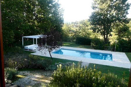 Cottage with pool - 1h from Rome