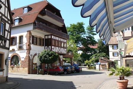 Ferienzimmer Ehrhardt - Bad Bergzabern - Casa