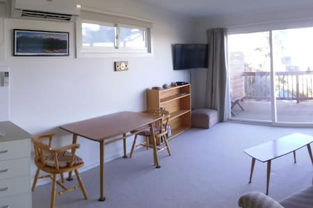 Quiet self-contained unit, sleeps 2. - Anglesea - Huoneisto