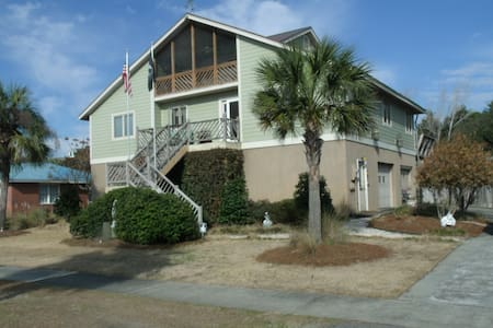 Family Vacation Beach Rental