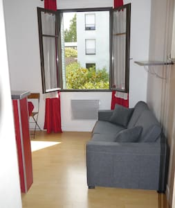 1 BD flat easily accessible from central Paris - Apartment