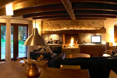 Casa Rural en Rocabruna - Camprodon - Casa