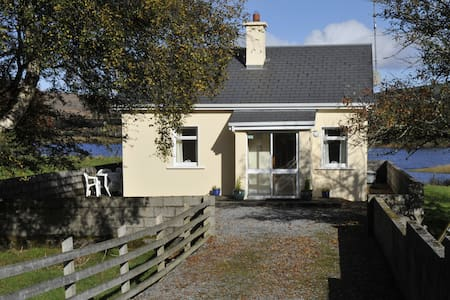Islandview is situated on the shores of Lough Boffin, close to the Quiet Man Bridge. Ideally located for visiting Connemara, enjoying the bustle of Galway city.Day trips to the Burren and the Cliffs of Moher.  The Wild Atlantic Way is a short drive