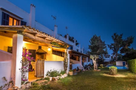 Beautiful sunny house in Cala D'or! - Santanyí - Stadswoning