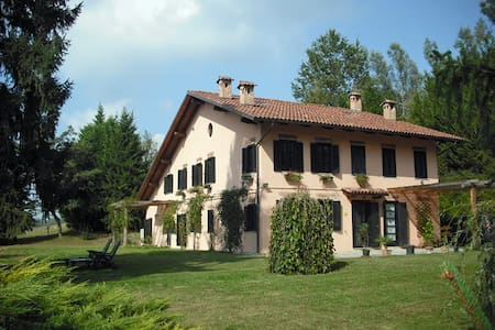 Lovely B&B on the Monferrato hills - Bed & Breakfast